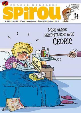 Spirou n°4065
