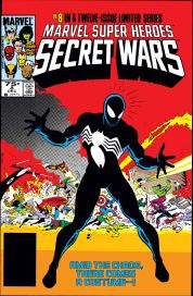 Marvel's Secret Wars - Written by Jim Shooter