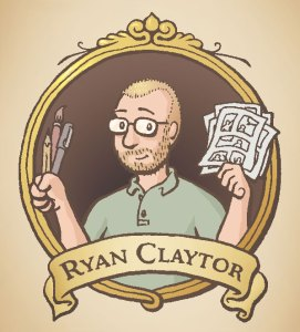 Ryan Claytor - Writer / Artist
