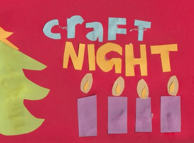 Holiday Family Craft Nights Capc Oakland