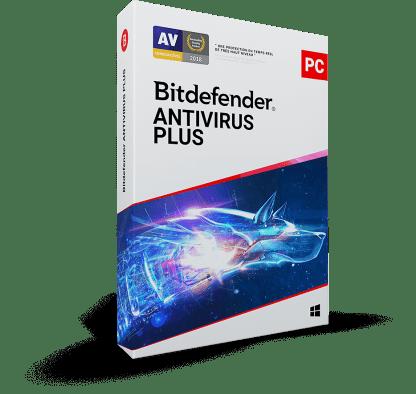 Bitdefender Antivirus 2020 - 1 PC - 1 an