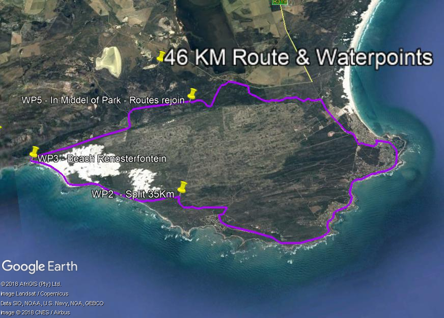 46 Km Route & Waterpoints.geprint