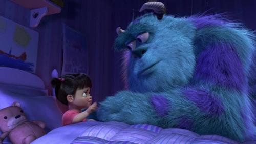 Why We're Thankful for Monsters, Inc.