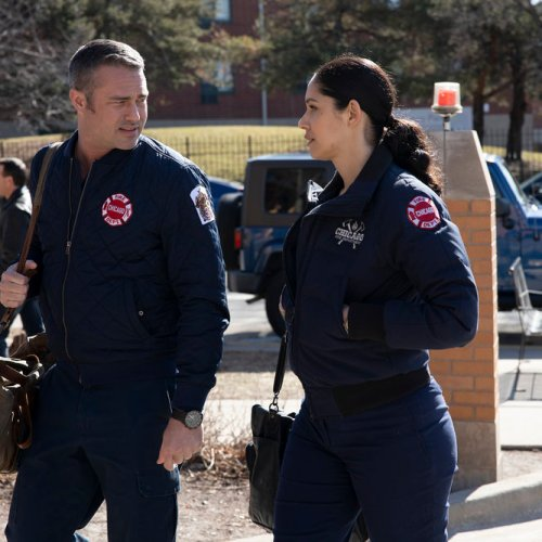 Chicago Fire 8x20 Review