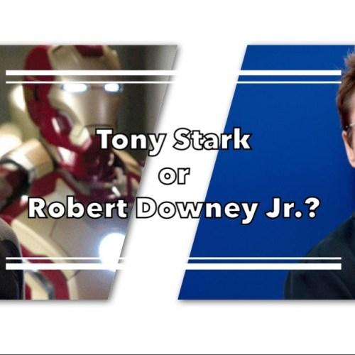 Tony Stark or RDJ quiz