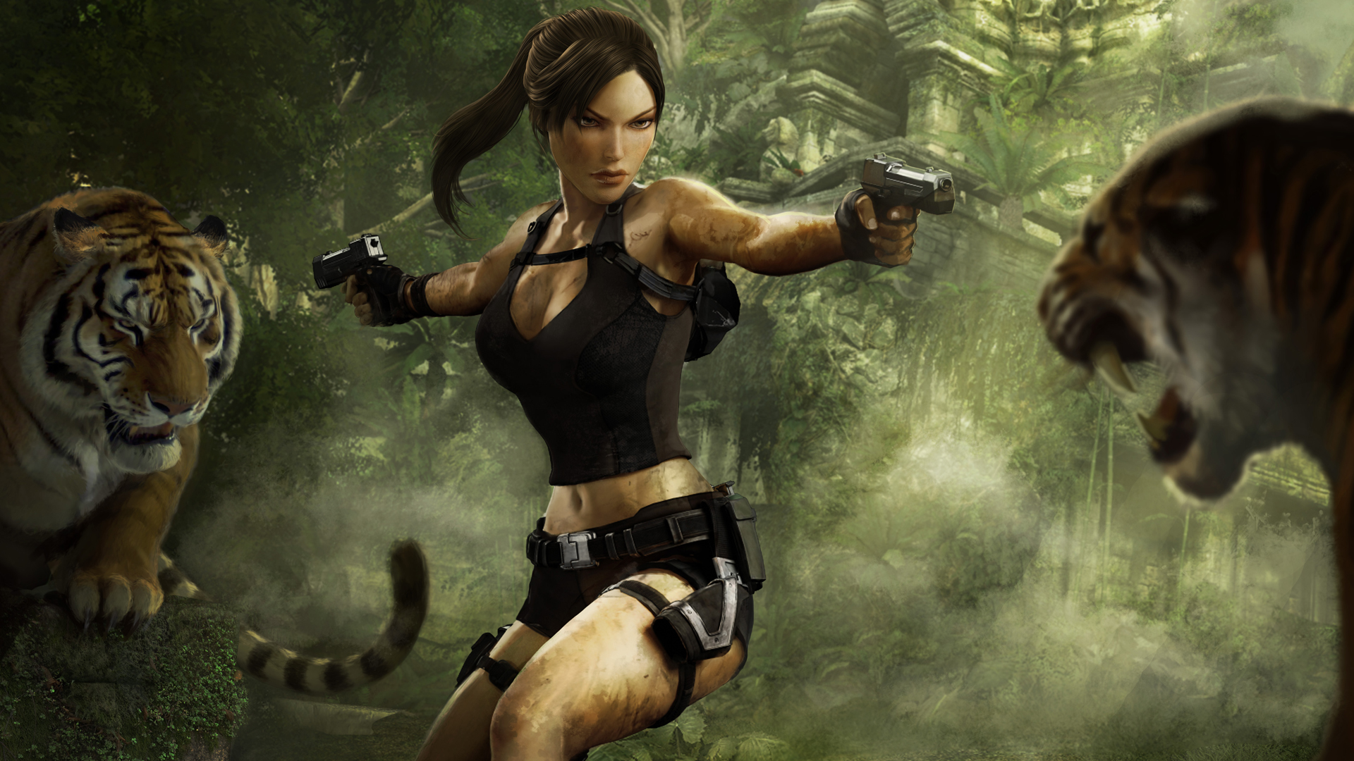 Why I Love The Tomb Raider Franchise Cape Castle