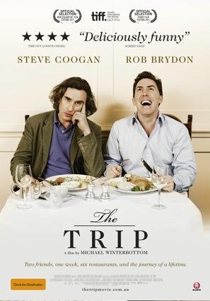 """The Trip"" runs August 19 through September 1."
