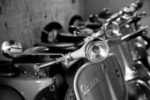 Vespa So Many Choices