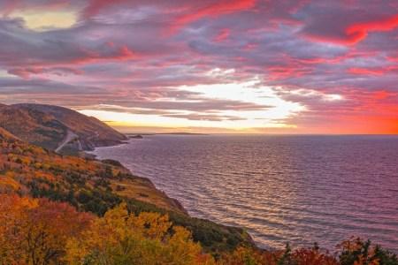 Cap Rouge, Cape Breton, Nova Scotia