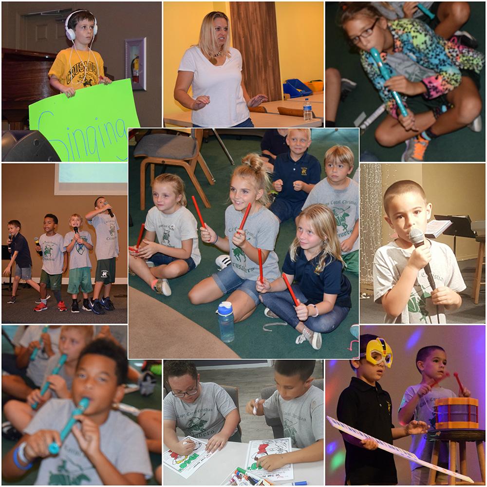 music program at K-12 private school in Cape Coral