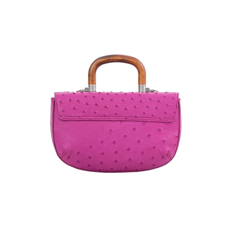 Picco in Orchid Ostrich 4