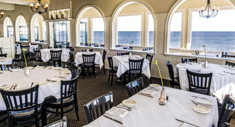 The Ocean House Restaurant  Breezy, Beachside Dining In