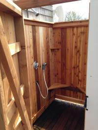 Outdoor Shower Valve Kit. shop outdoor showers at lowes ...