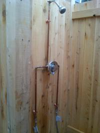 Cape Cod Outdoor Shower Company - Outdoor Shower Control ...