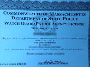 ACSP-license