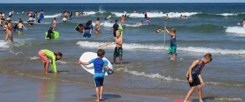 Why You should Visit Coast Guard Beach, It Rocks!