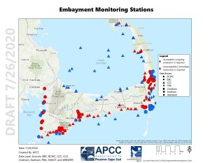 Embayment Monitoring Stations 2020