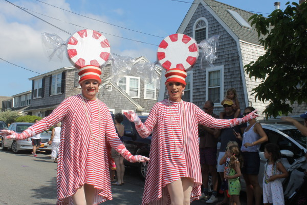 Provincetown Carnival Parade How Sweet It Was  Slideshow  Cape Cod Wave