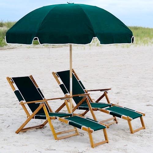 resort style chair umbrella