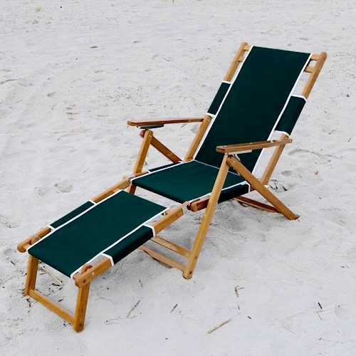 wood beach chairs wicker desk chair pottery barn resort style cape fear rentals wrightsville wooden