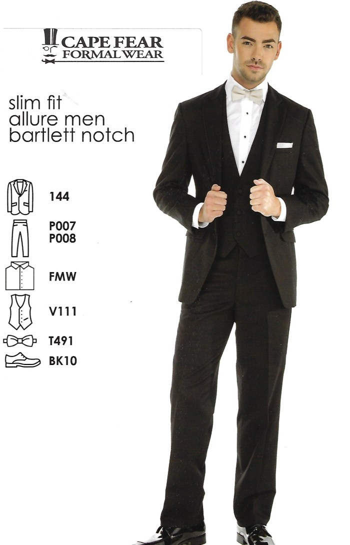 Allure Men Bartlett Notch