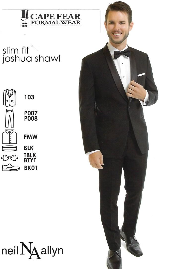 Joshua Shawl