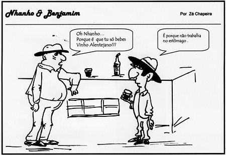 Coiso: cartoons de alentejanos