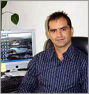 Jose Luis Pascual Criado, Alcalde de Trabanca (foto Ayuntamiento deTrabanca)