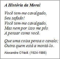 «A História da Moral»