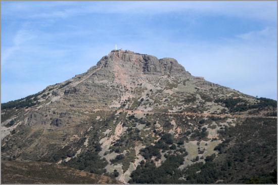 Santuário da Virgem Negra da Peña de Francia - La Alberca - Salamanca - Capeia Arraiana