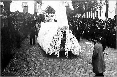 Cortejo de Oferendas - Bendada - 1947