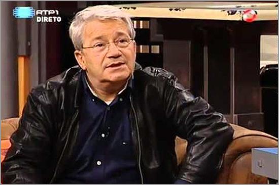 José Pedro Gomes - RTP - Capeia Arraiana