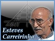 Esteves Carreirinha - Ecos da Aldeia - © Capeia Arraiana (orelha)