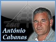 António Cabanas - Terras do Lince - Capeia Arraiana (orelha)