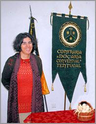 Olga Cavaleiro - Vice-Presidente FPCG