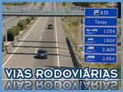 Estradas - Auto-Estradas - Vias Rodoviárias - Capeia Arraiana