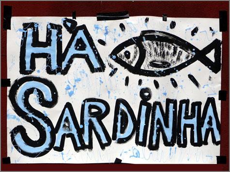 Santos Populares - Sardinhas