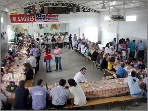 Festa Associação Amigos Ruivós Agosto 2011
