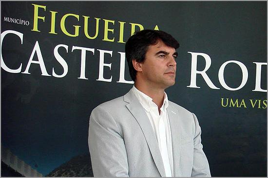 António Edmundo - Figueira de Castelo Rodrigo - Capeia Arraiana