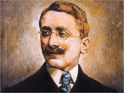 Retrato de António Aurélio da Costa Ferreira, pelo pintor casapiano Pedro Guedes (1915)