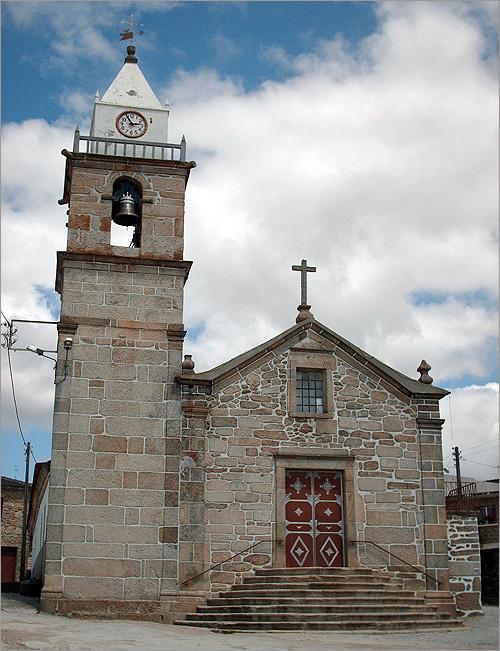 Igreja Matriz da Rebolosa - Censos 1758 - Capeia Arraiana