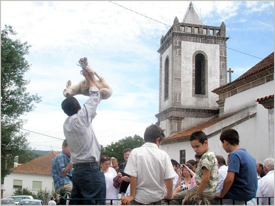 Igreja Matriz das Quintas de São Bartolomeu - Censos 1758 - Capeia Arraiana