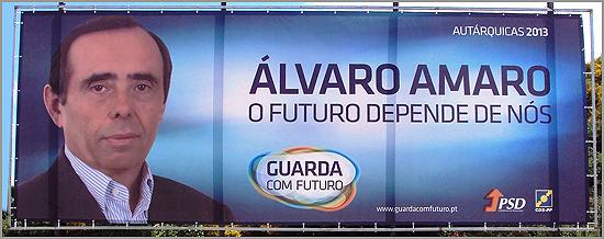 Álvaro Amaro - Autárquicas 2013 - Capeia Arraiana