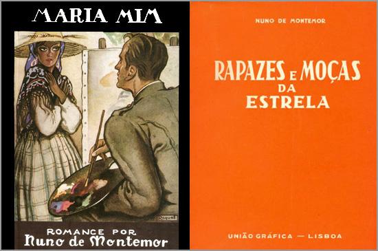 Maria Mim e Rapazes e Moças da Estrela - Nuno de Montemor - Capeia Arraiana
