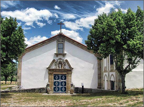 Santuário da Sacaparte -Alfaiates