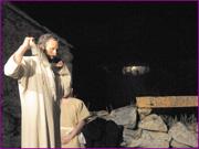 Recriação da Paixão de Cristo - Jesus no Jordão - Capeia Arraiana