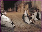 Recriação da Paixão de Cristo - Betfagé - Capeia Arraiana