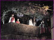Recriação da Paixão de Cristo - Pilatos e Cláudia - Capeia Arraiana
