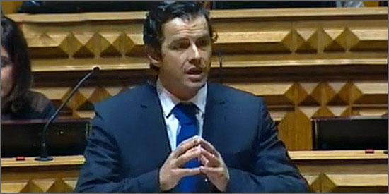 Carlos Peixoto - o novo lider do PSD da Guarda