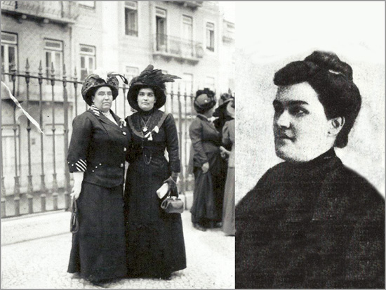 Carolina Beatriz Ângelo - Mária Máxima Vaz - Capeia Arraiana